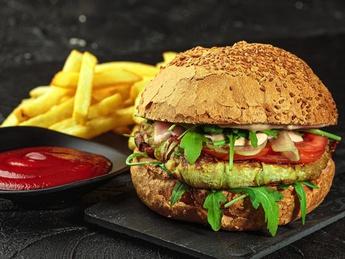Set Burger Vegan