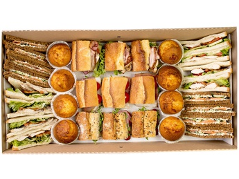 Сэндвичи big Box