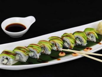 Roll Green Dragon