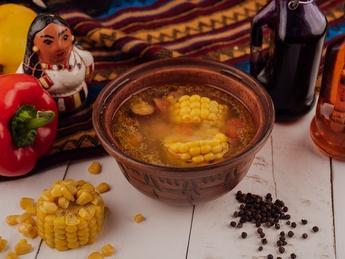 Sopa de Maiz