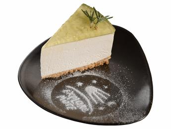Ginger&Lemon Cheesecake