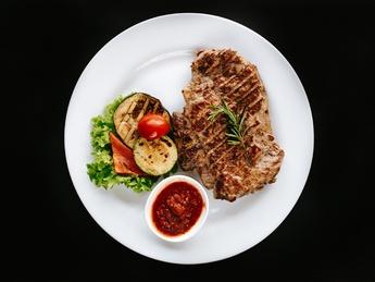 Beef steak (entrecote)