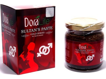 Pasta din miere cu extract de Epimedium 230g