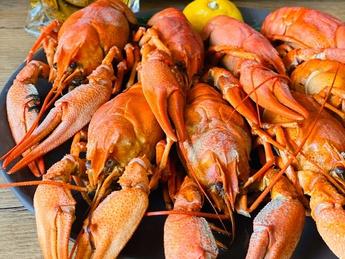 Сrayfish large (10-12 pcs.)