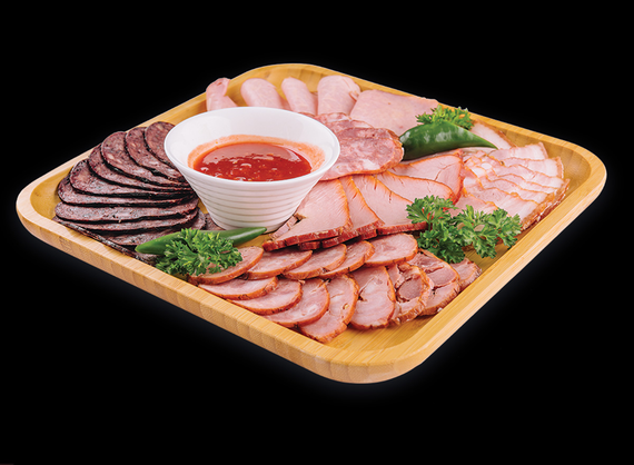 Assorted Deli Meats platter