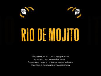 Rio de Mojito Craft