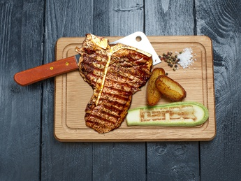 Steak T-bone (Weight product)