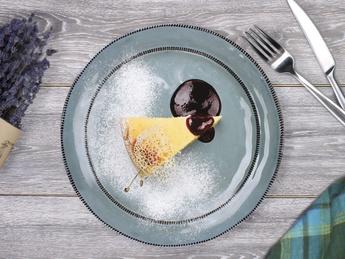 Cheesecake cu fructe de sezon