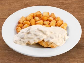 Филе куриное  в соусе по-французски