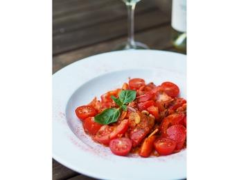 Rustic tuscan salad