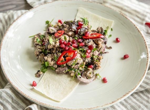 Salad of Achecili