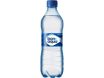 Bonaqua mineral carbonated