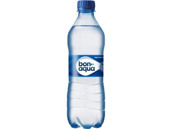 Bonaqua mineral carbonated