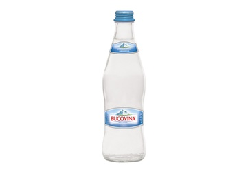 BUCOVINA Sparkling water 330ml