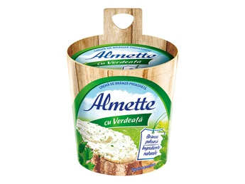 HOCHLAND Almette with greenery 150g