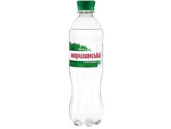 Morshinscaia with gas