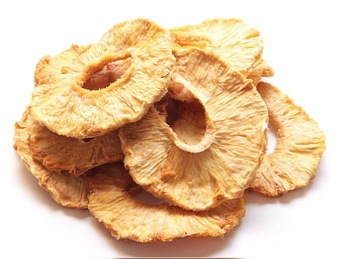 Natural Dried Pineapple