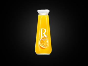 Rich Crystal orange