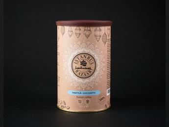 Cafea turceasca Istanbul Bazaar cu mastica