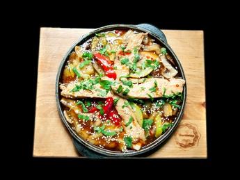 Тайская сковородка