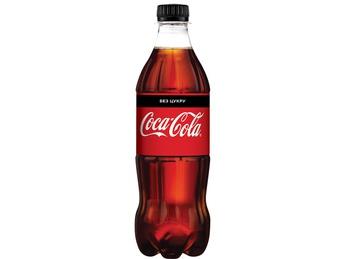 Coca-Cola Without Sugar 0,5l