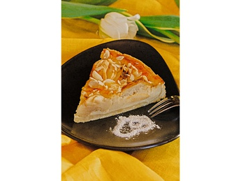 Apple Pie cu mascarpone
