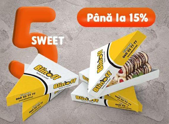 Sweet Hot 5