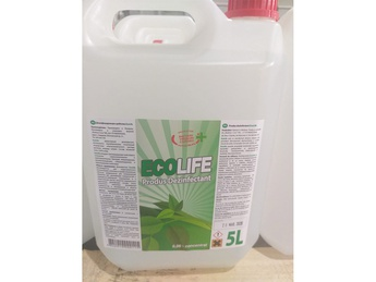 ECOLIFE Disinfectant 5 L