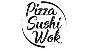 Pizza Sushi Wok